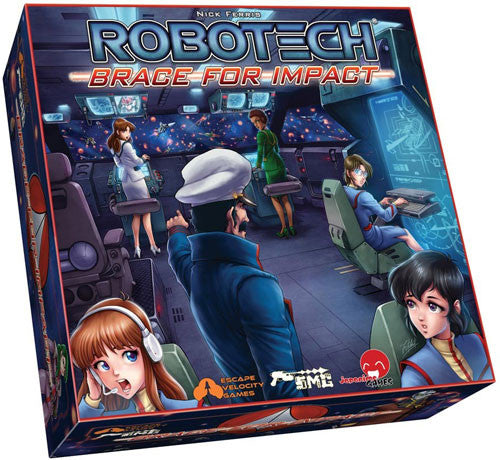 Robotech: Brace for Impact Board Game