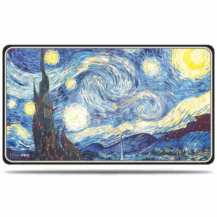 Ultra Pro Fine Art Starry Night - Character Rubber Playmat