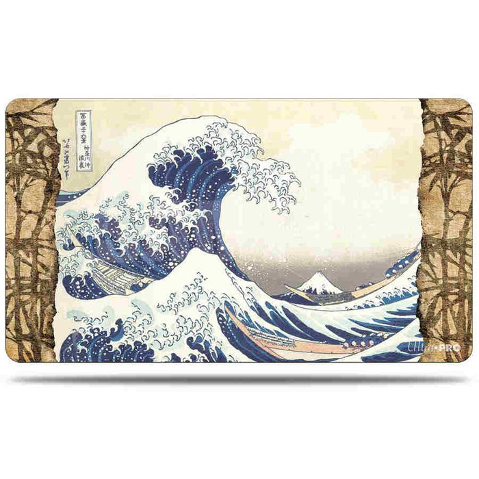 Ultra Pro Fine Art The Great Wave off Kanagawa - Character Rubber Playmat