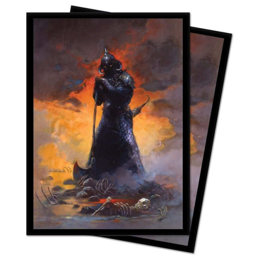 Frank Frazetta - Death Dealer III - Ultra Pro Sleeves (100CT)