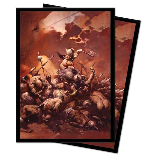 Frank Frazetta - The Destroyer - Ultra Pro Sleeves (100CT)