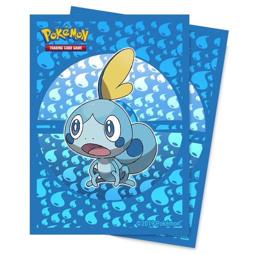 Ultra Pro: Pokémon: Sword & Shield Galar Sobble Deck Protector Sleeves (65 CT)