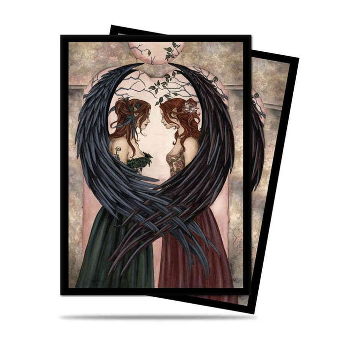 Amy Brown - Sisters - Ultra Pro Art Sleeves (100CT)