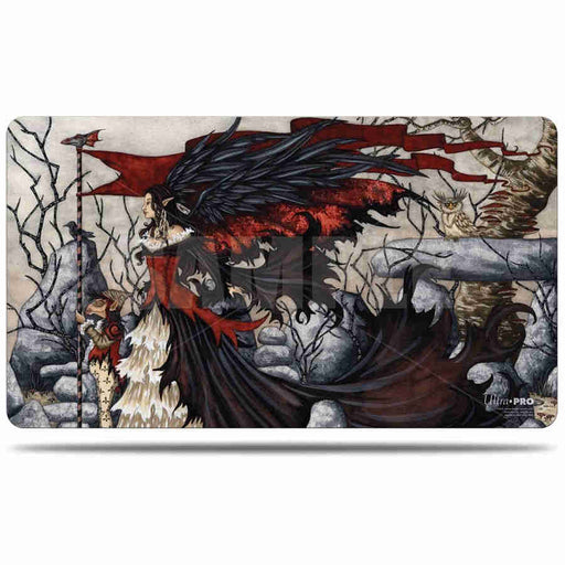 Amy Brown - Morgan Lefey - Ultra Pro Rubber Playmat (Pre-Order)