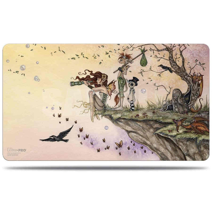 Amy Brown - Where The Wind Takes You - Ultra Pro Rubber Playmat