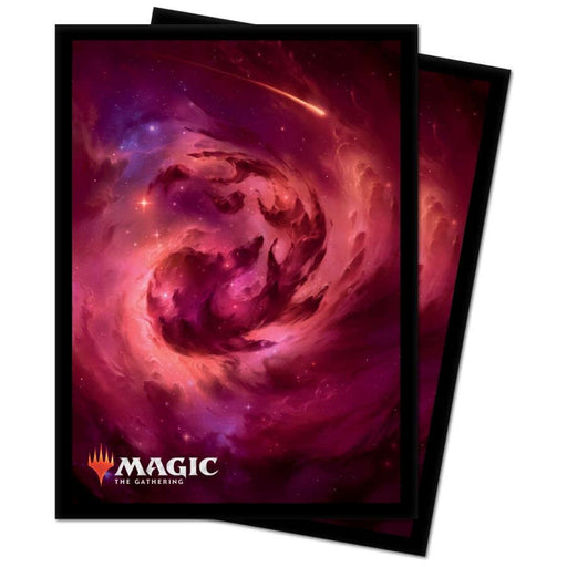 Magic The Gathering: Celestial Lands - Mountain - Ultra Pro Sleeves (100CT)
