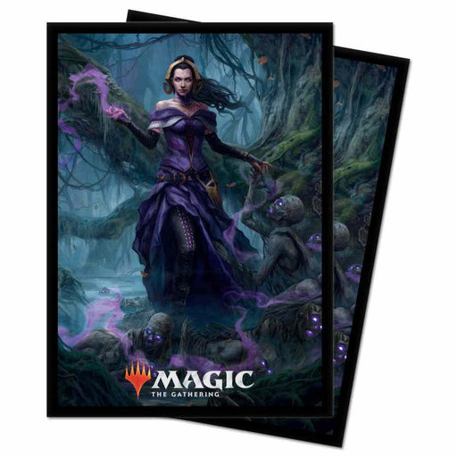 Magic The Gathering: Core 2021 - Ultra Pro Sleeves V.3 (100CT)