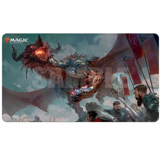 Magic The Gathering: Core 2021 - Ultra Pro Rubber Playmat V.4