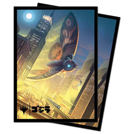 Magic The Gathering: Ikoria - Mothra Supersonic Queen - Ultra Pro Sleeves V.1 (100CT)