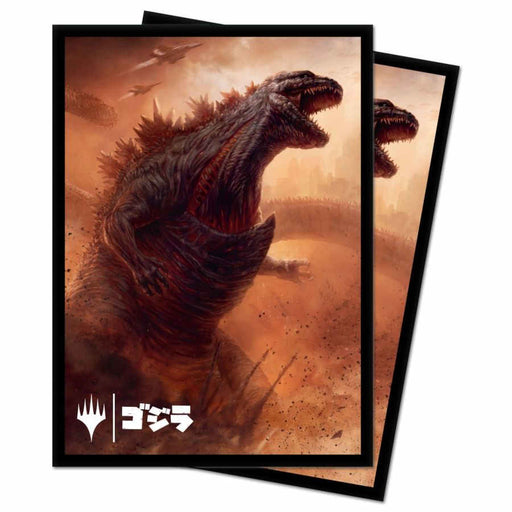 Magic The Gathering: Ikoria - Godzilla Doom Inevitable - Ultra Pro Sleeves V.2 (100CT)