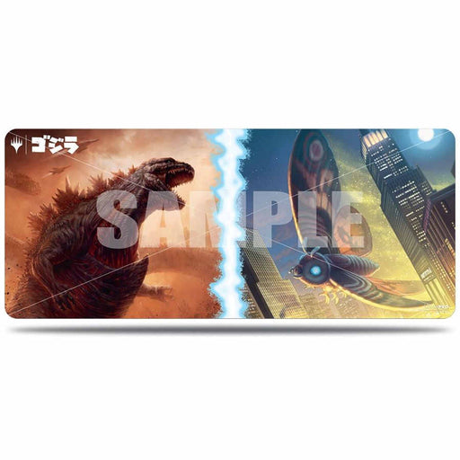 Magic The Gathering: Ikoria - Godzilla and Mothra - Ultra Pro Large Table Playmat (Pre-Order)