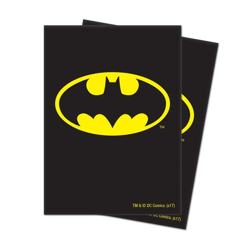 Ultra Pro: Justice League: Batman Deck Protector Sleeves Standard 65CT