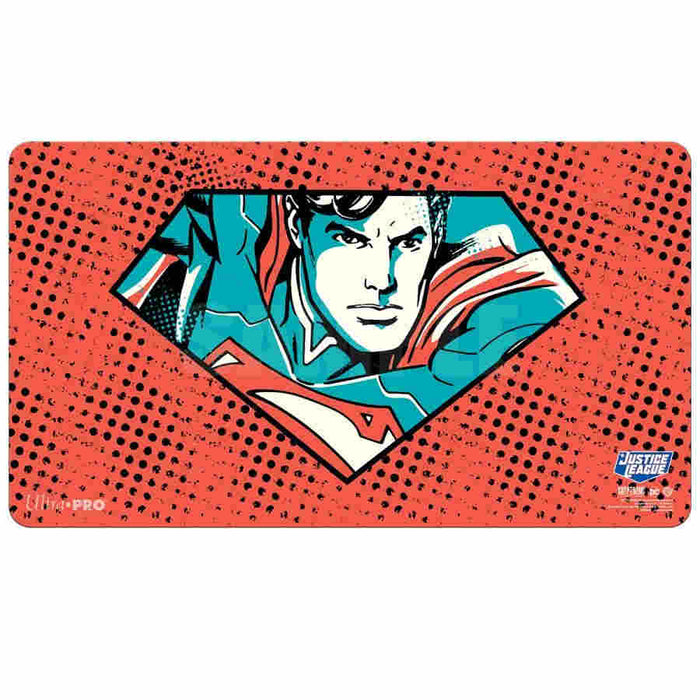 Justice League Superman - Ultra Pro Rubber Playmat