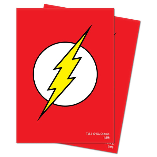 Justice League: The Flash Ultra Pro Art Sleeves 65CT
