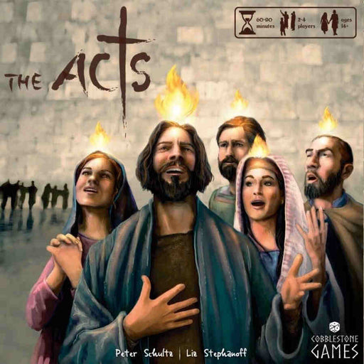 The Acts Board Game (Pre-order)