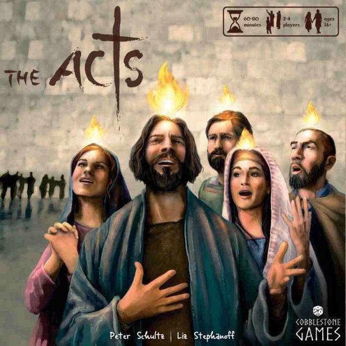 The Acts Board Game