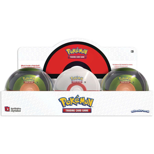 Pokemon TCG: Pokeball Tin Blind Pick