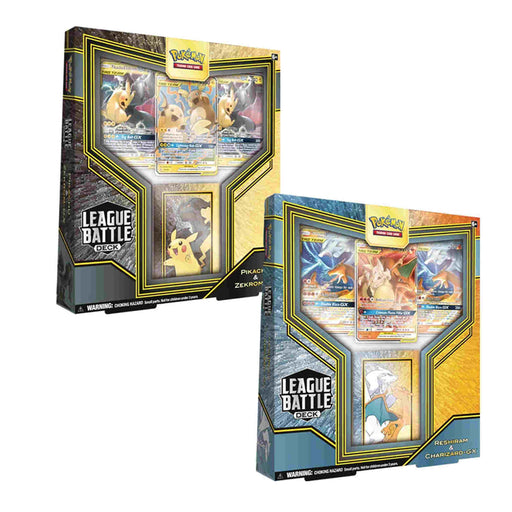 Pokemon TCG: League Battle Deck