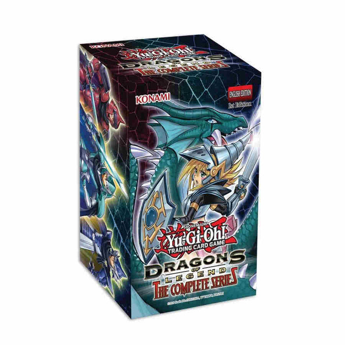 Yu-Gi-Oh! TCG: Dragons of Legend: The Complete Series Blaster Box