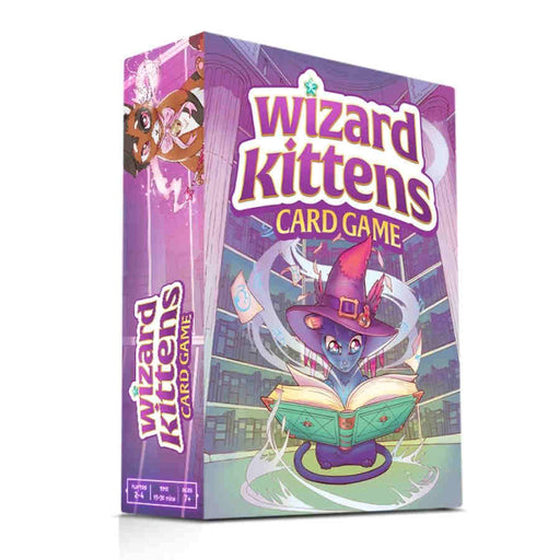 Wizard Kittens Board Game