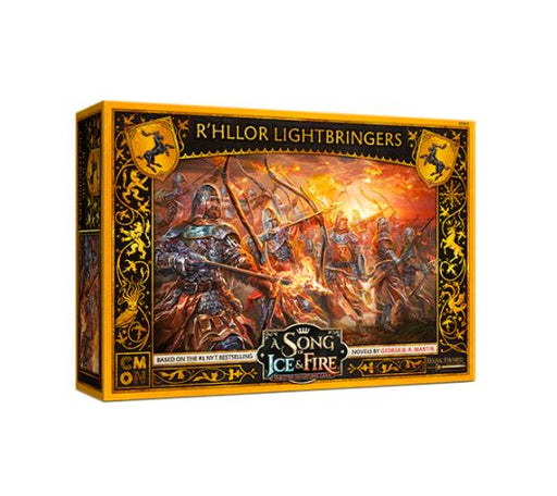 A Song of Ice and Fire: R'hllor Lightbringers Miniatures (Pre-order) May 2021