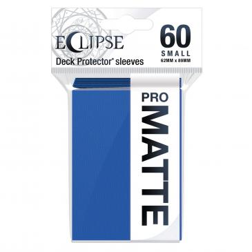 Eclipse Pacific Blue Ultra Pro Mini Matte Basic Sleeves 60CT (Pre-order)