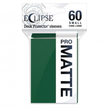 Eclipse Apple Forest Green Ultra Pro Matte Basic Sleeves 60CT (Pre-order)