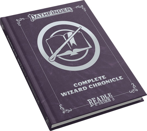 Pathfinder: Complete Wizard Chronicle RPG (Pre-order)