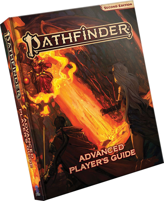Pathfinder 2nd Edition RPG: Advanced Player`s Guide Hardcover