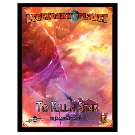 Dungeons and Dragons D&D Legendary Planet: To Kill a Star 5E Role Playing Game