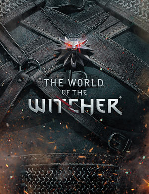 The World of the Witcher HC Art Book
