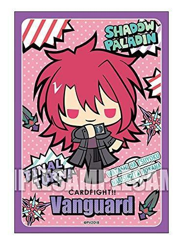 Cardfight!! Vanguard - Ren Suzugamori - Character Mini Sleeves Vol.410