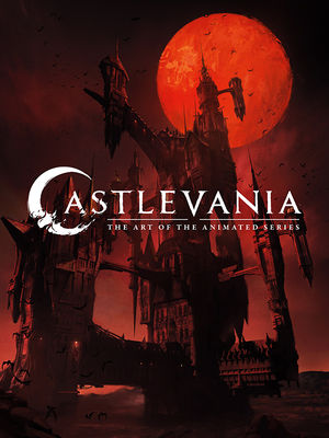 Castlevania: The Art of the Animated Series HC Art Book (Pre-order) Jun 2021