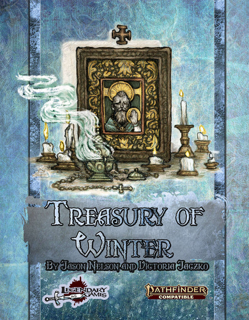 Pathfinder 2nd Edition: Treasury of Winter Role Playing Game (Pre-order) Mar 2021