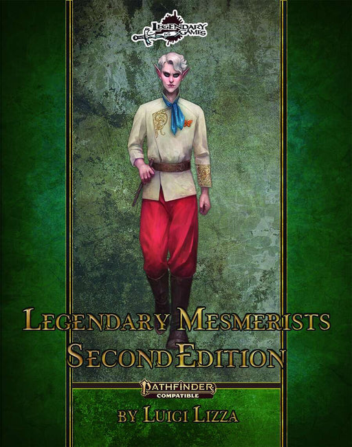 Pathfinder 2E: Legendary Mesmerists: Second Edition RPG (Pre-order) May 2021