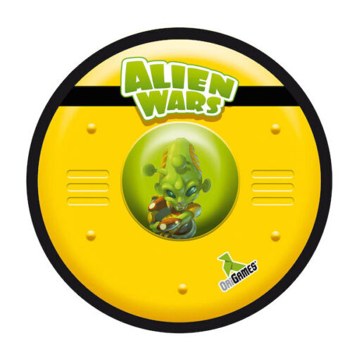 Alien Wars Board Game