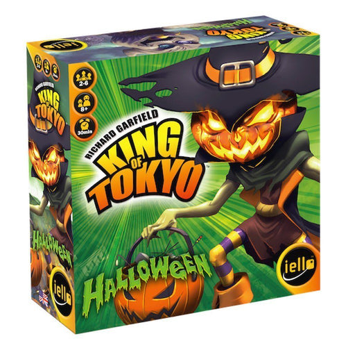 King of Tokyo Halloween 2017 Edition Board Game