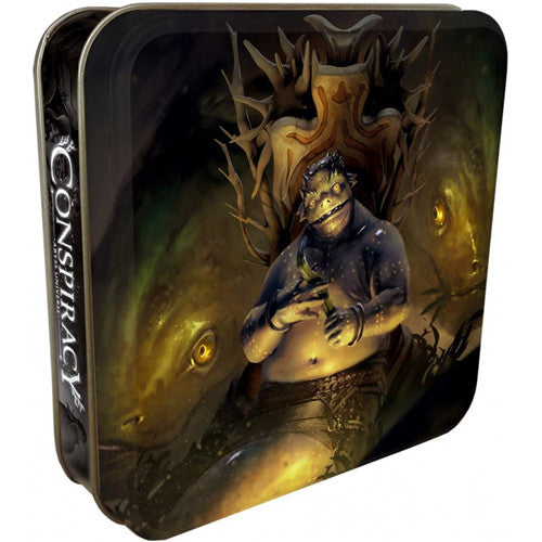 Conspiracy: Abyss Universe Yellow Cover Variant Board Game