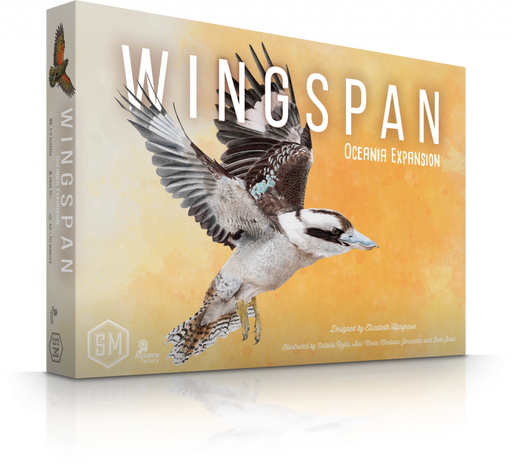 Wingspan: Oceania Expansion (Pre-order) Dec 2020