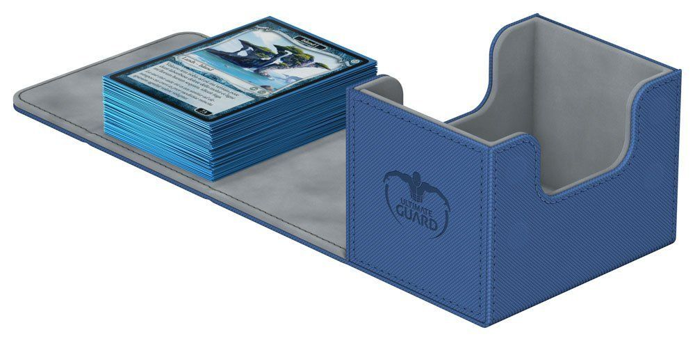 Ultimate Guard Sidewinder Deck Box 100+ - Blue