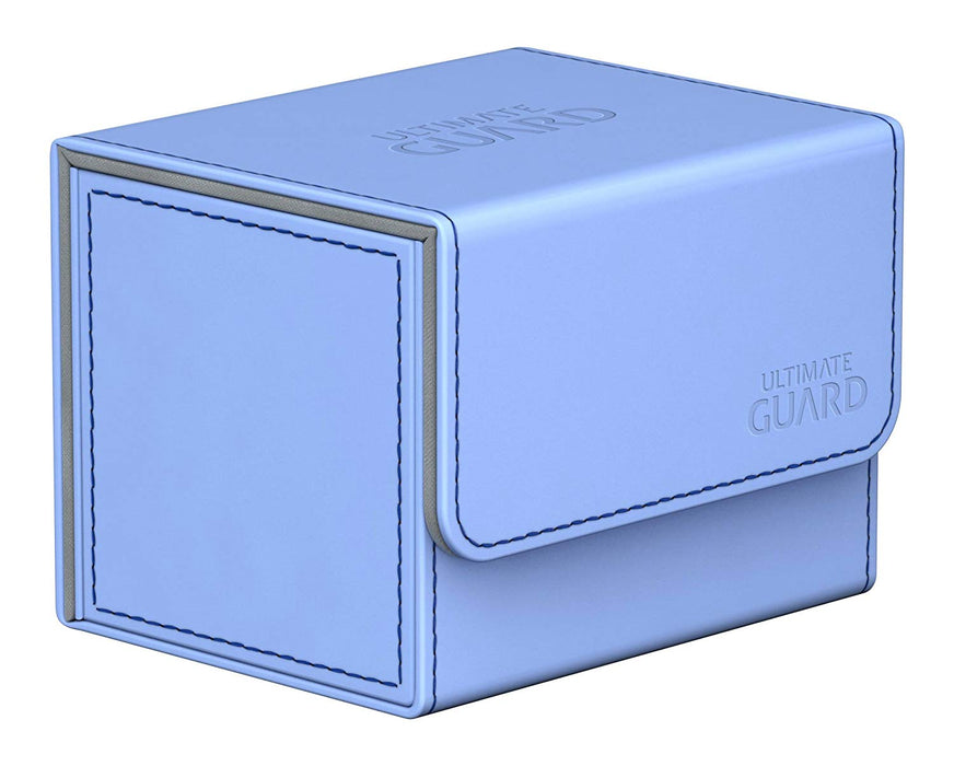 Ultimate Guard Sidewinder ChromiaSkin Deck Box +100 Blue (Heat Sensitive Color Changing)