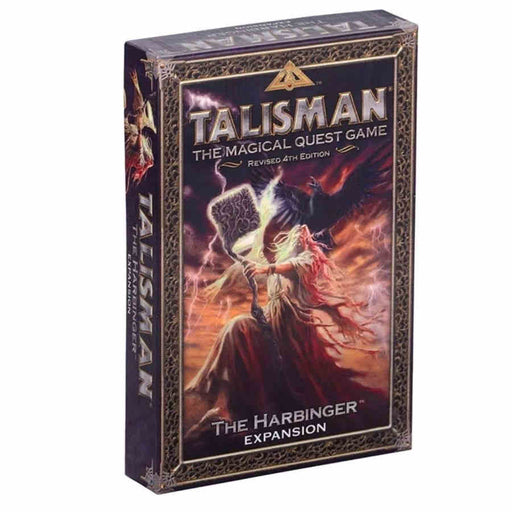 Talisman: Revised 4th Edition The Harbinger Expansion Board Game