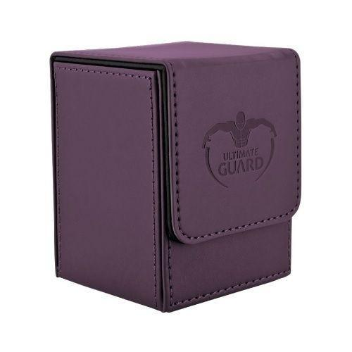 Ultimate Guard Flip Deck Box for 100+ Cards - Purple