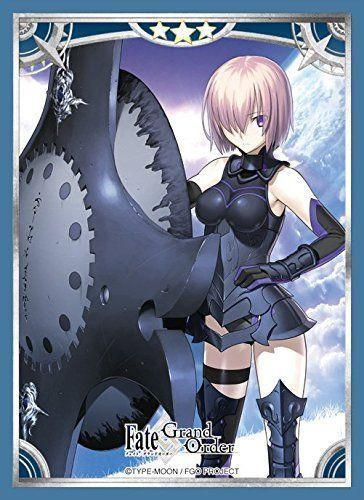 Fate/Grand Order - Shielder Mash Kyrielight - Character Sleeves FGO