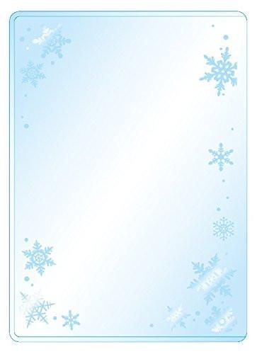 Premium Card Side Loader Guard - Crystal of Snow (3PCS)