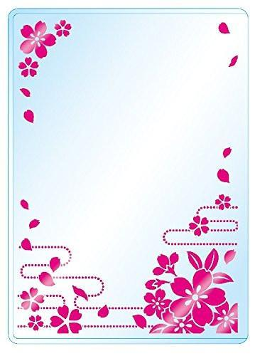 Premium Card Side Loader Guard - Sakura Fubuki Ver.2 - Pink (3PCS)