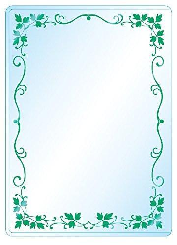 Premium Card Side Loader Guard - Greenleaf Ver.2 - Green (3PCS)