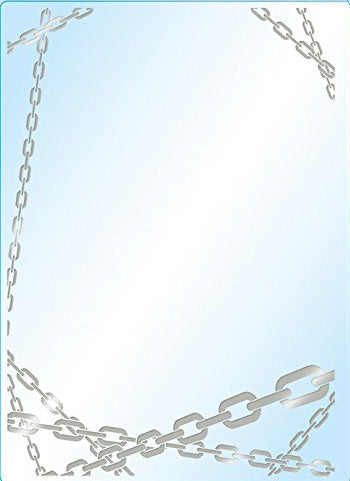 Premium Card Side Loader Guard - Bind Chain (3PCS)