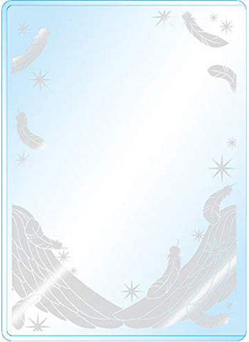 Premium Card Side Loader Guard - Angel Wings Ver.2 (3PCS)
