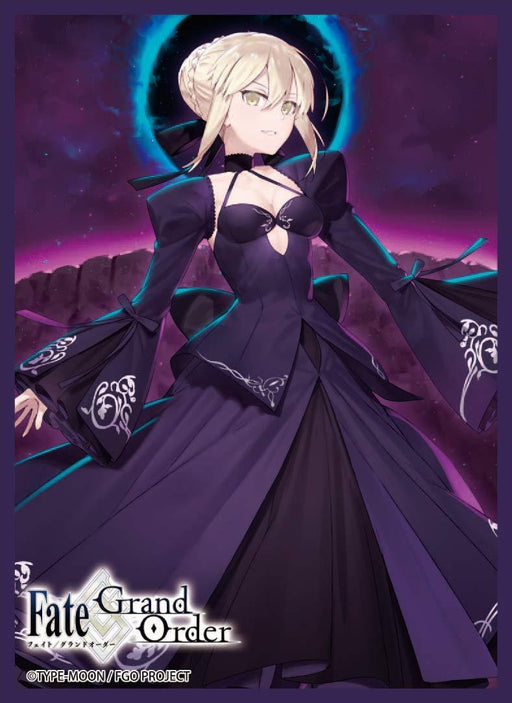 Fate/Grand Order Saber Altria Pendragon Alter - Character Mat Sleeves MT601 FGO